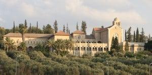 Latrun Monastery build 1890
